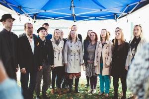 The Pop Up Choir